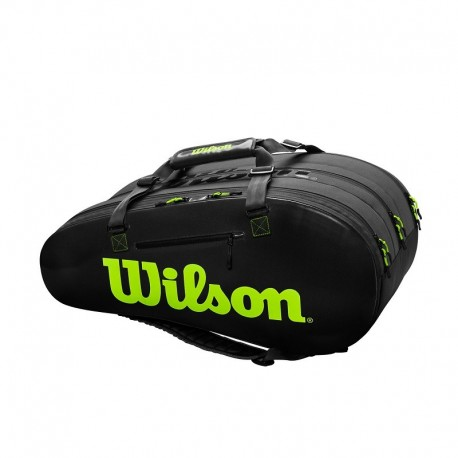 WILSON Borsa Super Tour 3 Chargo/Green