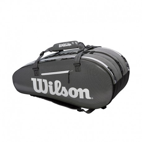 WILSON Borsa Super Tour 3 Grey/Black