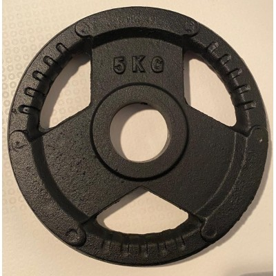 DISCO GHISA 5 kg. 3D GRIP-IN ARRIVO 16 NOVEMBRE PRENOTABILE