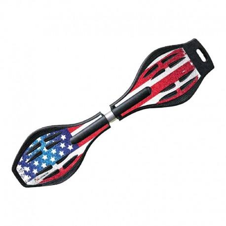 Waveboard USA Flag