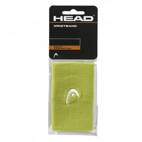 HEAD Polsini Logo 5IN Lime