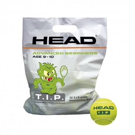 HEAD Tip Green - Polybag...
