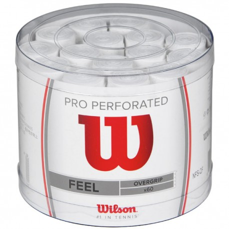 WILSON Pro Overgrip Perforated 60 PZ