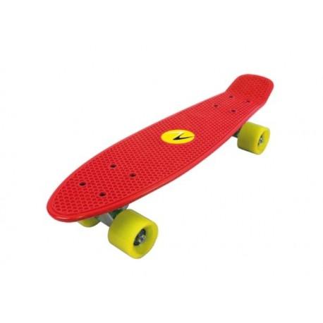 Skateboard Freedom Rosso