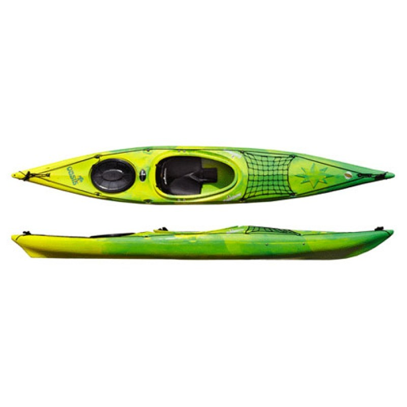 Kayak Oasis 3.90 Expedition con timone